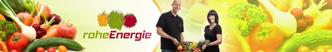 Vegan mit Rohe Energie