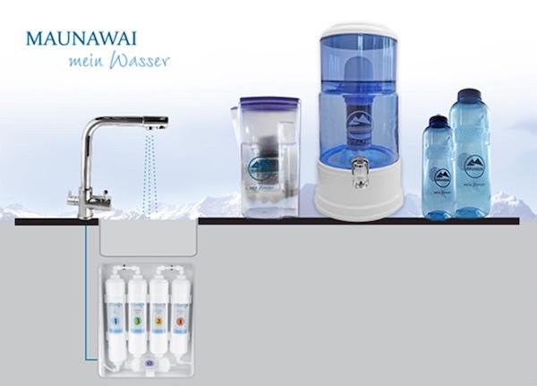 Wasserfilter Maunawai