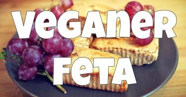 Veganer Feta