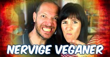 Nervige Veganer