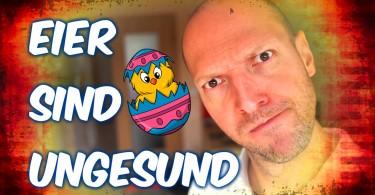 Eier sind ungesund