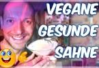 Vegane Sahne