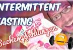 Intermittent Fasting Abnehmen