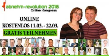 Abnehm-Revolution 2016