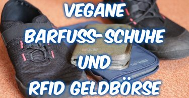 Vegane Barfuß-Schuhe