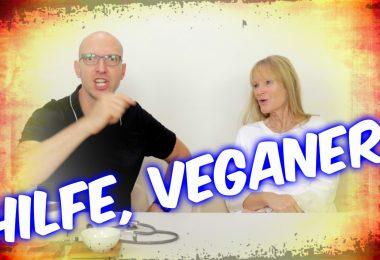 Hilfe Veganer