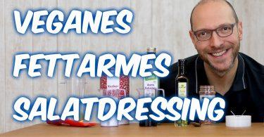 Fettarmes Salatdressing