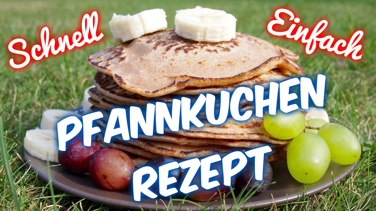pfannkuchen einfaches vegan pancakes rezept 7 vegans vegan mit rohe energie. Black Bedroom Furniture Sets. Home Design Ideas