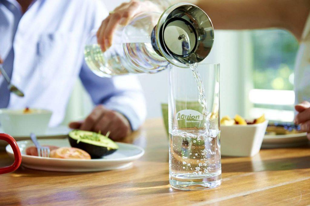 Aquion Gesundheit Trinken
