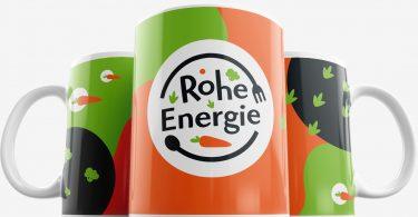 Rohe Energie Tasse