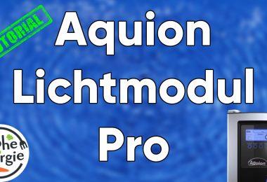 Aquion Lichtmodul Pro